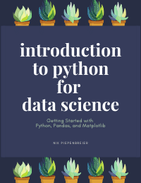 Cover Image for Introduction to Python for Data Science