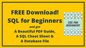 Image for Free SQL Guide Getting Started