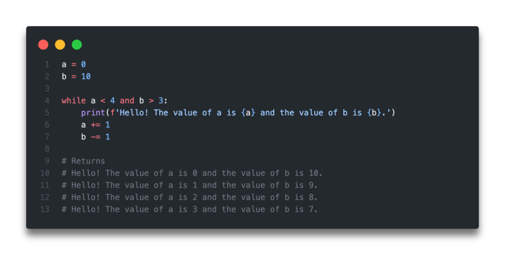 Quick Answer - Python While Loop Multiple Conditions